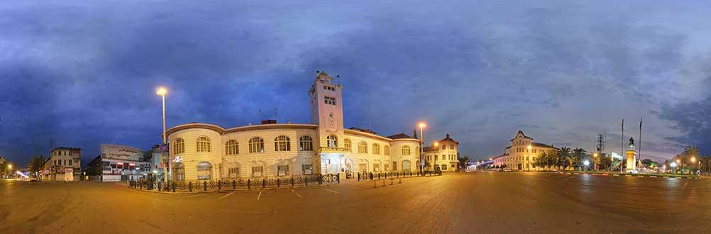 عمارت شهرداري رشت
